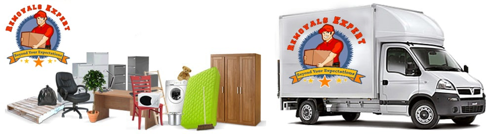 Man and Van Hounslow with removals expert