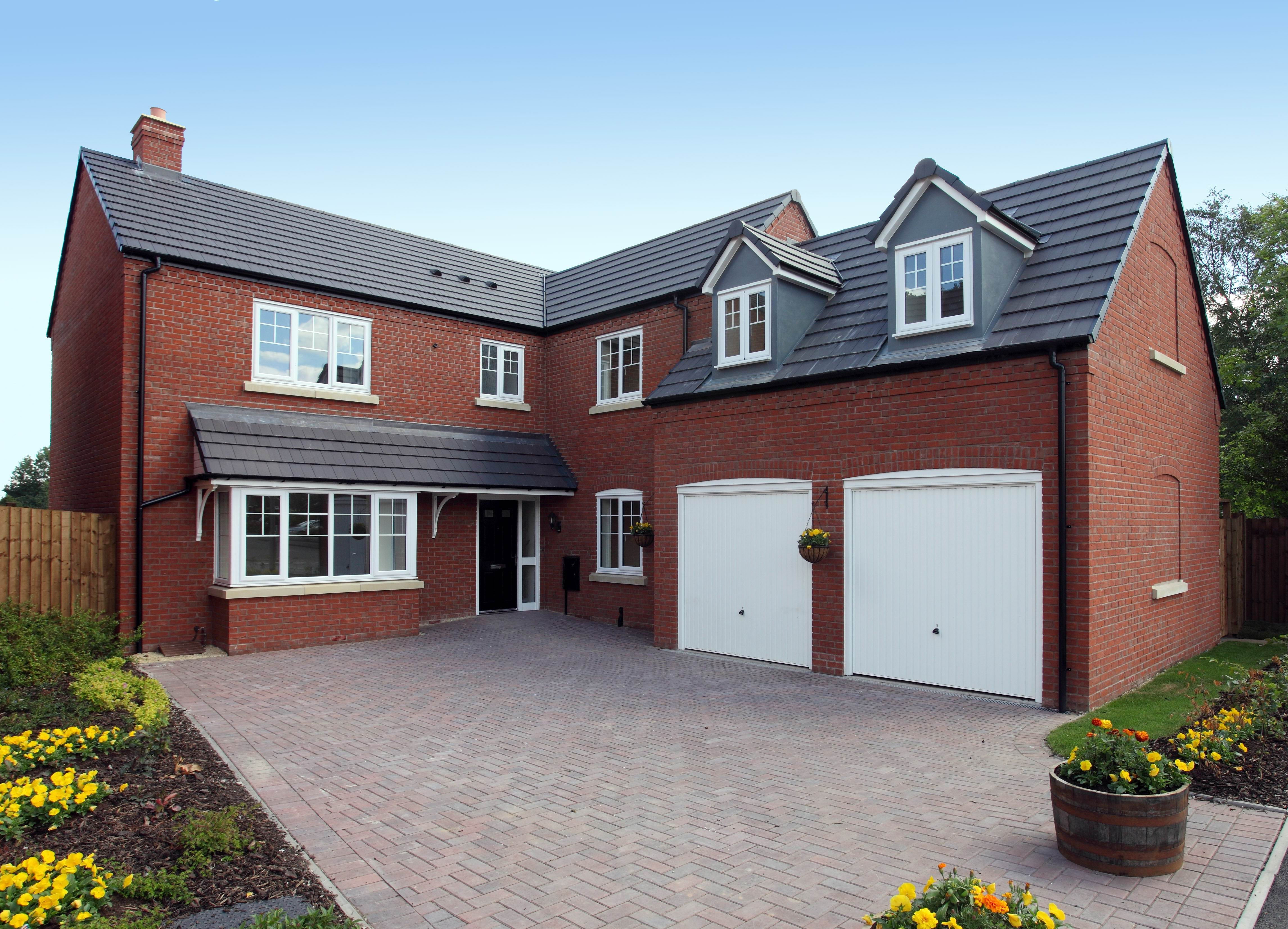 new build homes in walsall