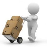 Student removals Man and Van London